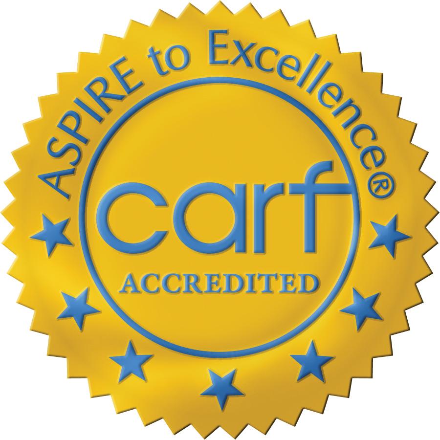 CARF Logo