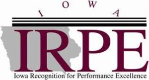Iowa Recognition for Performance Excellence Baldrige Logo