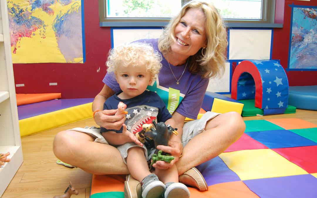 Donor Profile: Cathy Stjernberg