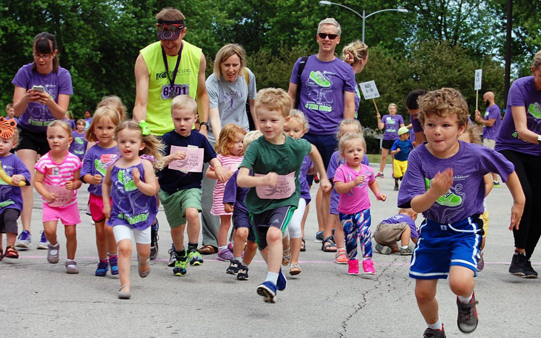 Making Summer Special: Join us for the Run, Walk & Fun 4 the Kids!