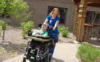 A Day in the Life: ChildServe Nurses