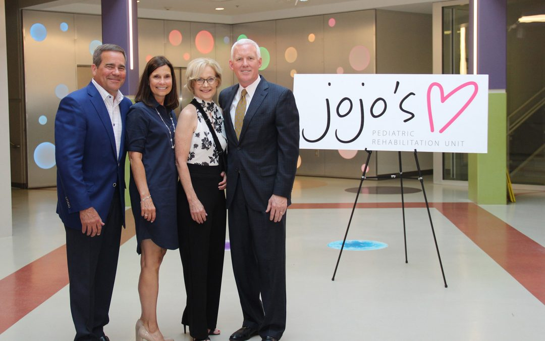 $1 million gift from Joanie & Dan Houston and the Principal Foundation