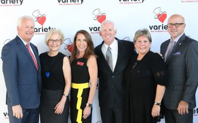 Variety Donates $1 Million Forward Together Campaign