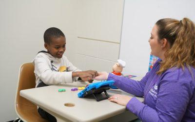 Helping Kids Find Their Voice