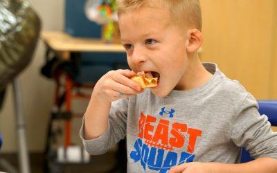 Wyatt's Story – Feeding Therapy