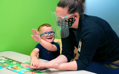 ChildServe Named a Top Workplace for 2021